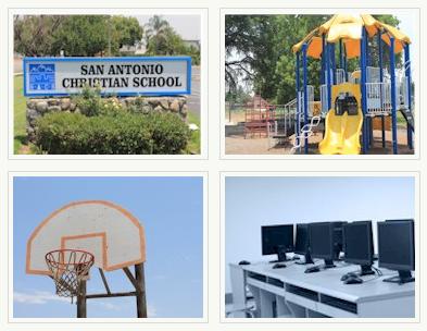 San Antonio Christian High School